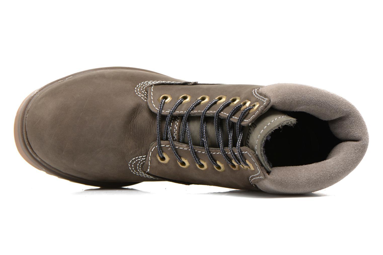 Bottines et boots Coolway Basilman Gris vue gauche