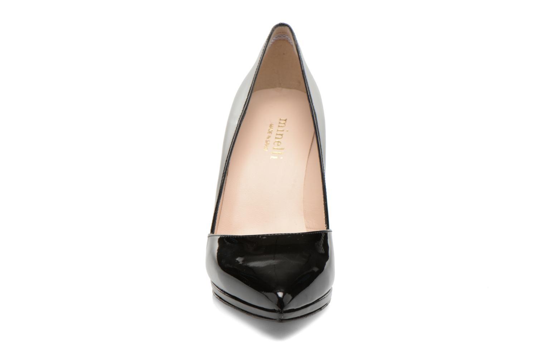 High heels Minelli F91 610/VER Black model view