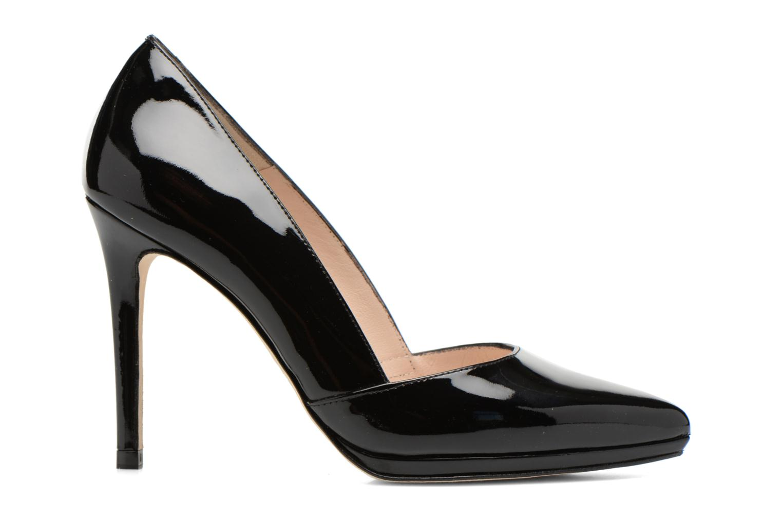 High heels Minelli F91 610/VER Black back view