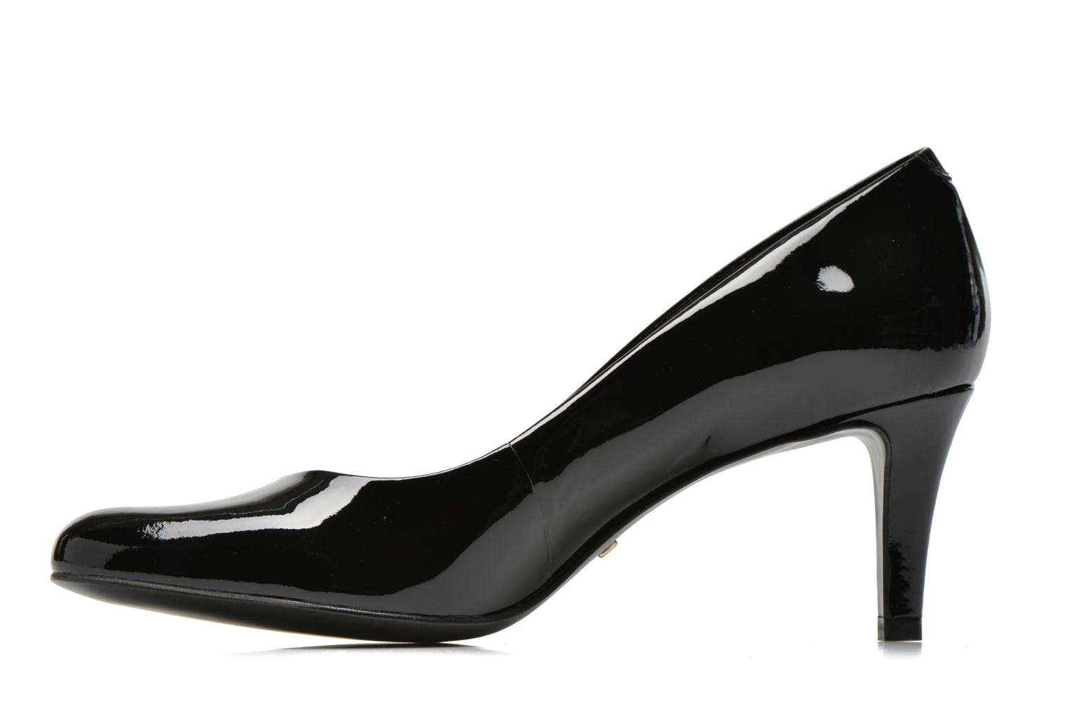 High heels Minelli F91 400/VER Black front view