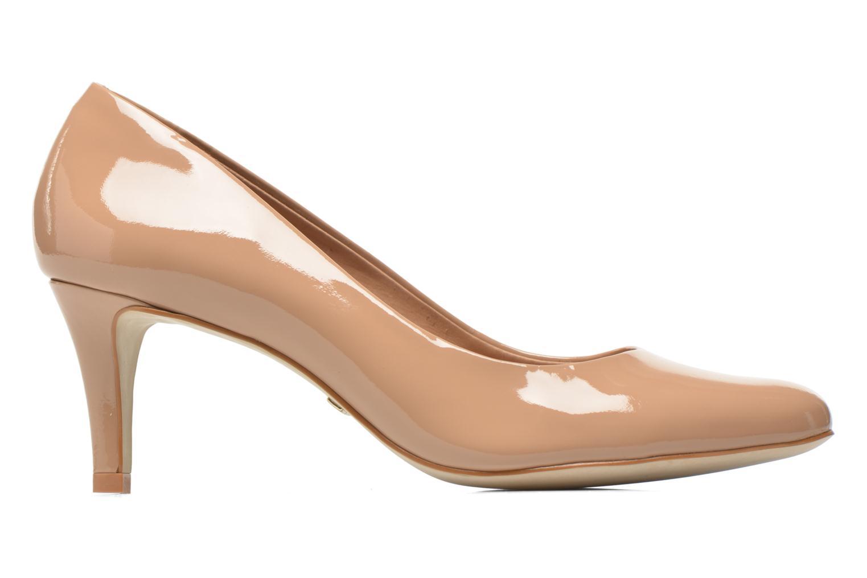 Zapatos de tacón Minelli F91 400/VER Beige vistra trasera