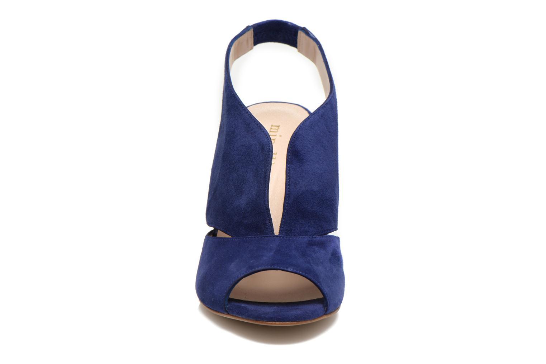 Sandales et nu-pieds Minelli F93 276/VEL Bleu vue portées chaussures