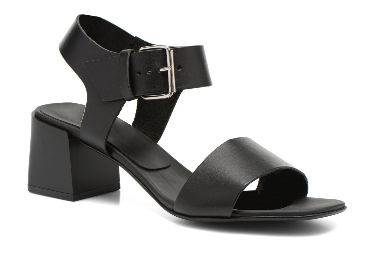 Sandales et nu-pieds Minelli F93 879 Noir vue détail/paire