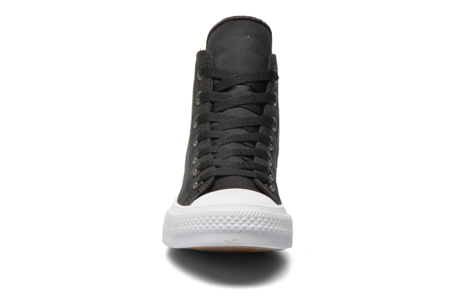 Sneakers Converse Chuck Taylor All Star II Hi W Zwart model
