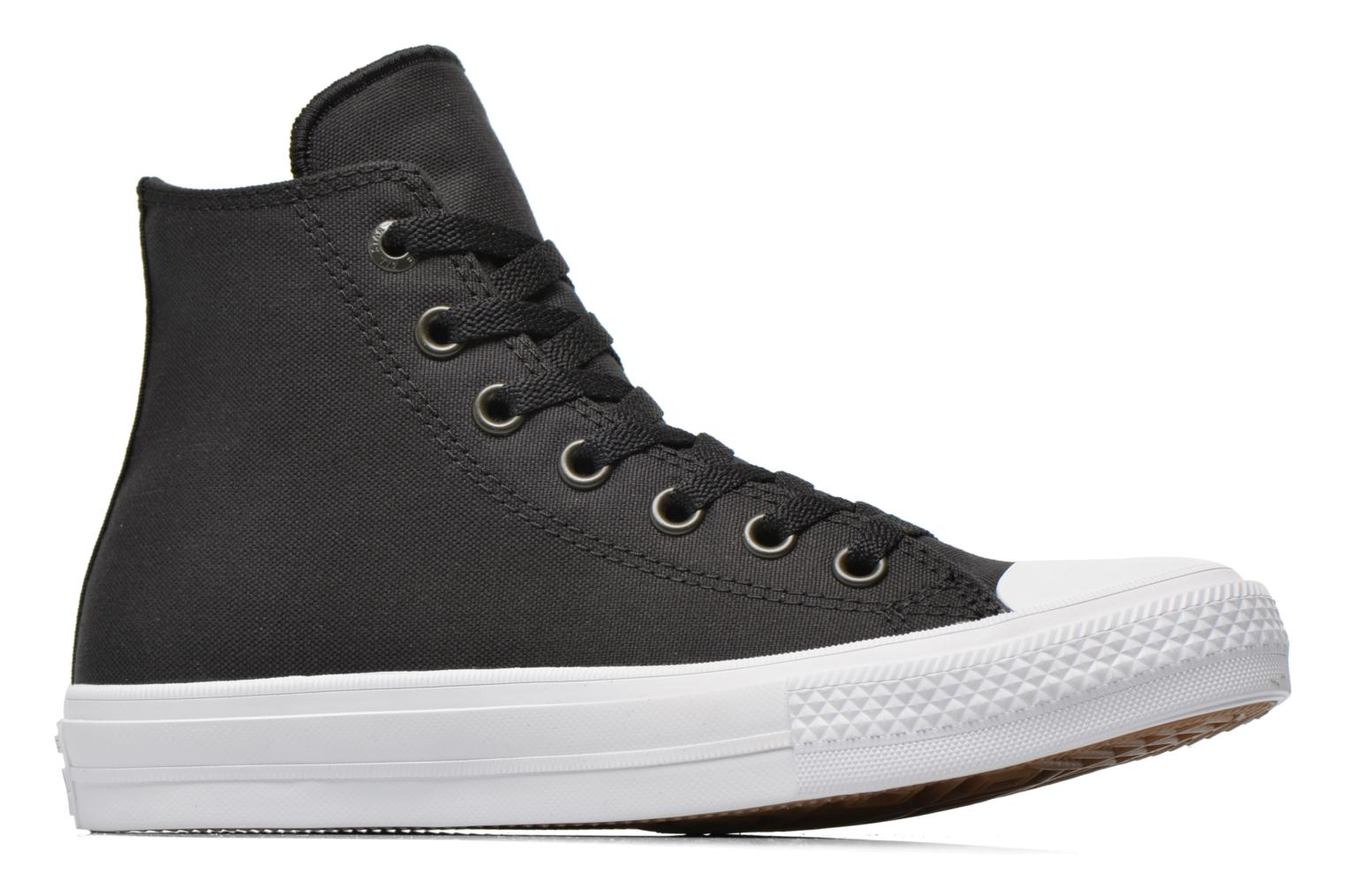Trainers Converse Chuck Taylor All Star II Hi W Black back view