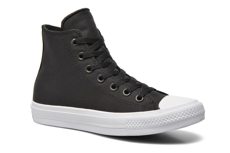 Sneakers Converse Chuck Taylor All Star II Hi W Sort detaljeret billede af skoene