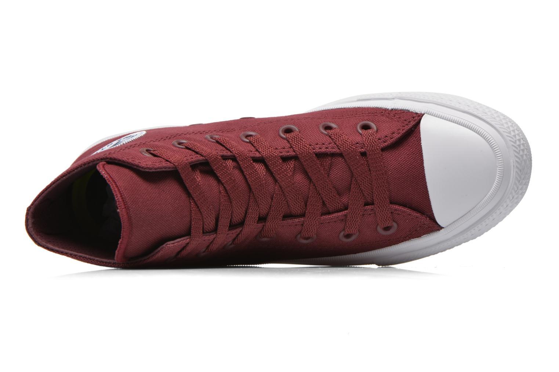 Sneakers Converse Chuck Taylor All Star II Hi W Bordeaux links