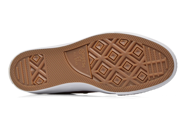 Sneakers Converse Chuck Taylor All Star II Hi W Bordeaux boven