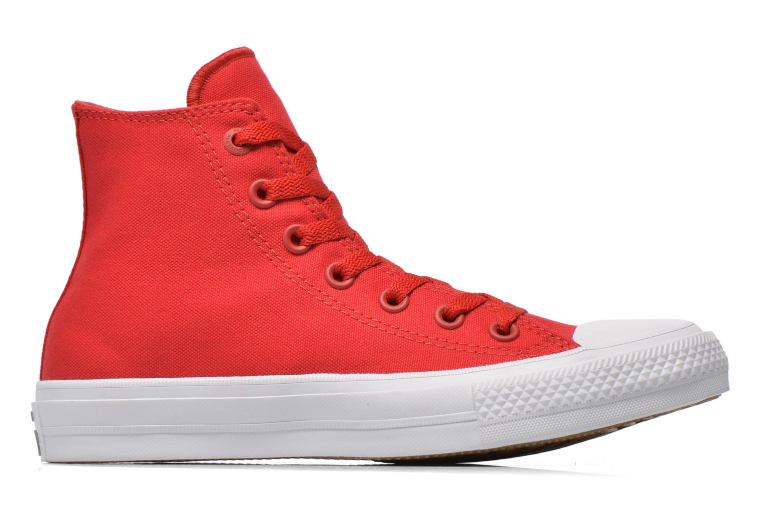 Trainers Converse Chuck Taylor All Star II Hi W Red back view