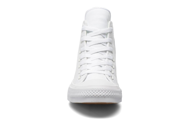 Sneakers Converse Chuck Taylor All Star II Hi W Hvid se skoene på