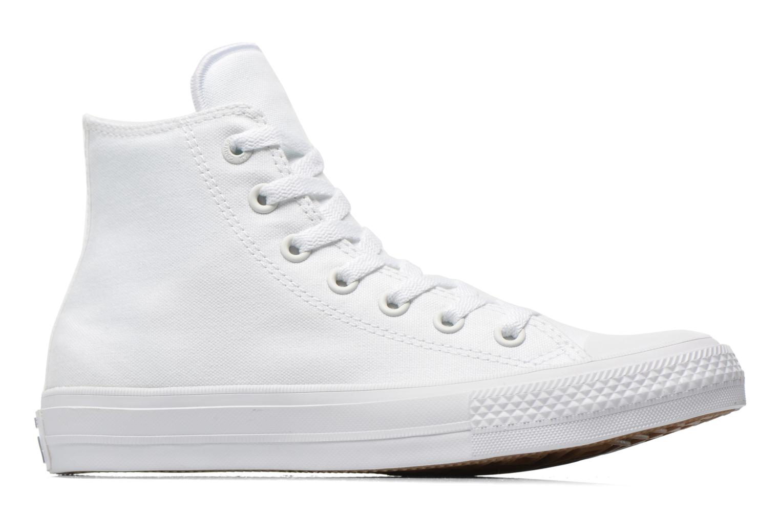 Chuck Taylor All Star II Hi W White-White-Navy