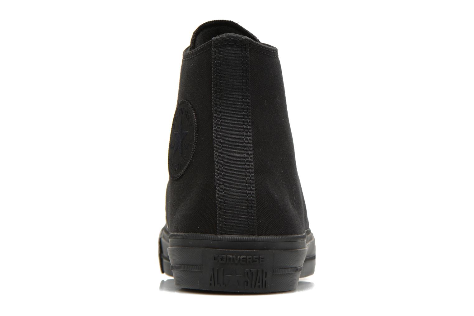 Trainers Converse Chuck Taylor All Star II Hi M Black view from the right