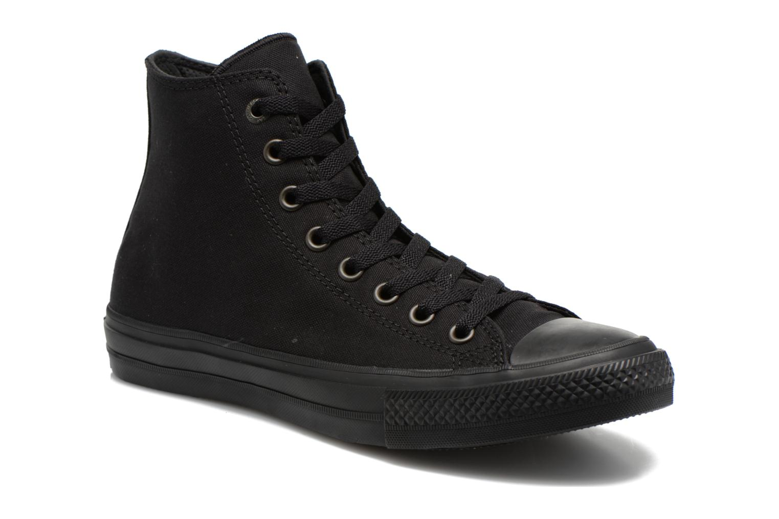 Trainers Converse Chuck Taylor All Star II Hi M Black detailed view/ Pair view
