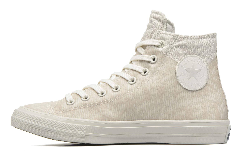 Sneakers Converse Chuck Taylor All Star II Hi M Grå bild från framsidan