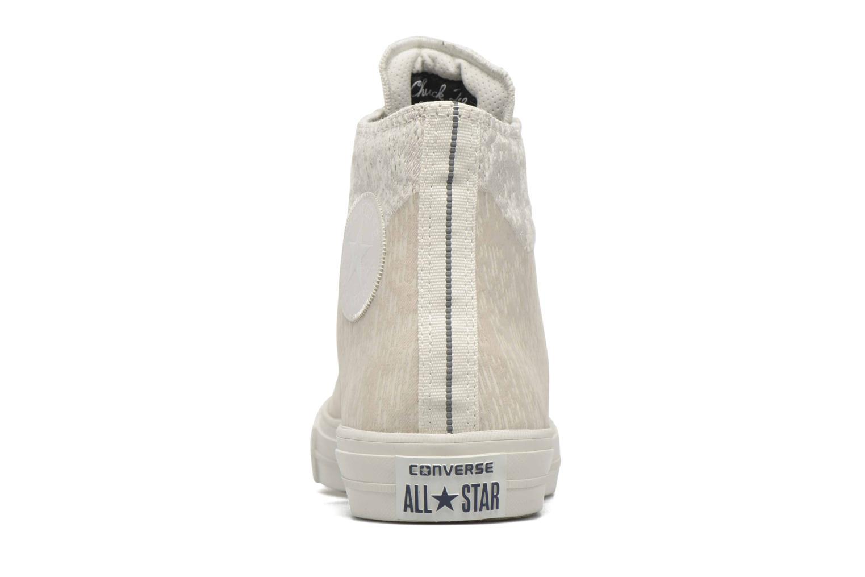 Sneakers Converse Chuck Taylor All Star II Hi M Grijs rechts