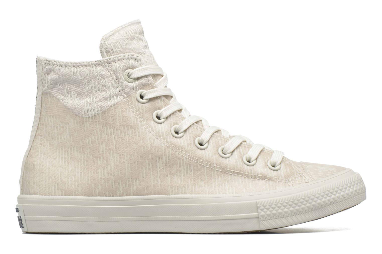 Sneakers Converse Chuck Taylor All Star II Hi M Grijs achterkant