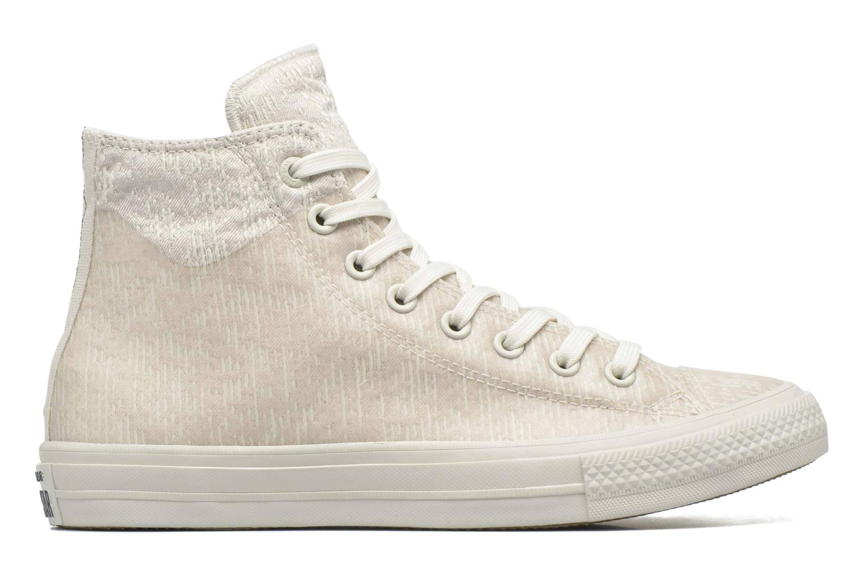 Sneakers Converse Chuck Taylor All Star II Hi M Grå bild från baksidan