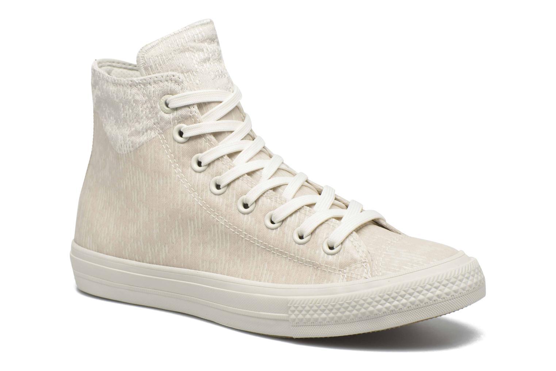 Marques Chaussure homme Converse homme Chuck Taylor All Star II Hi M Buff/Egret/Gum