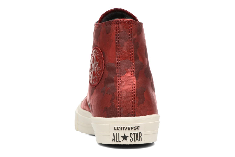 Baskets Converse Chuck Taylor All Star II Hi M Bordeaux vue droite