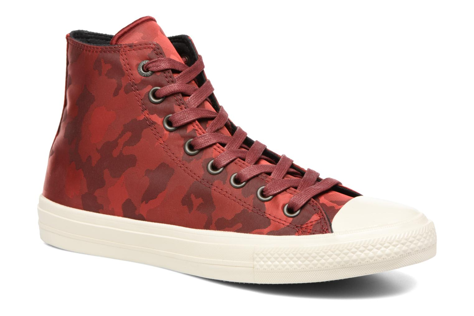 Chuck Taylor All Star II Hi M Oxblood/Oxblood/Turtledove