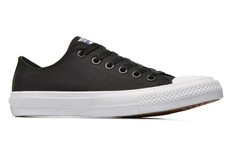 Sneakers Converse Chuck Taylor All Star II Ox W Nero immagine posteriore