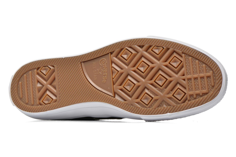 Sneakers Converse Chuck Taylor All Star II Ox W Nero immagine dall'alto