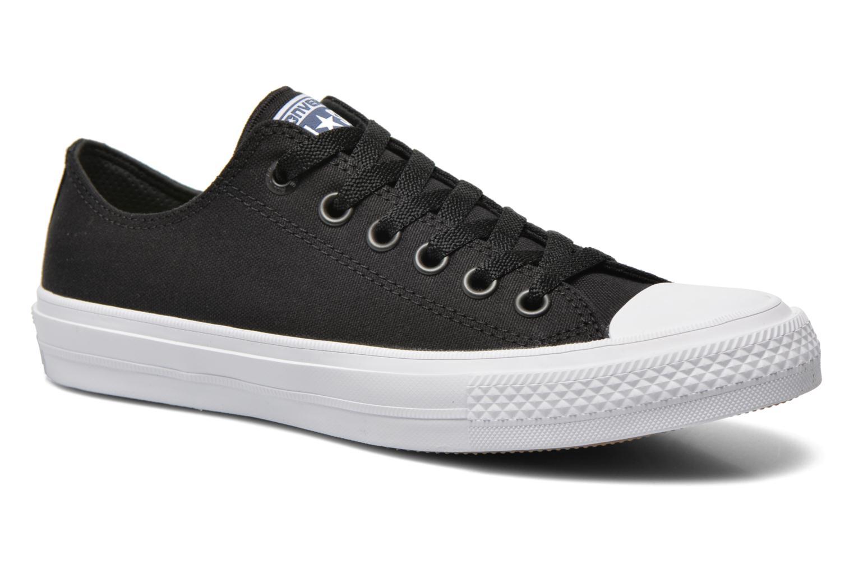 Sneaker Converse Chuck Taylor All Star II Ox W schwarz detaillierte ansicht/modell