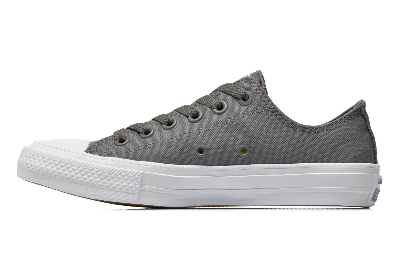 Sneakers Converse Chuck Taylor All Star II Ox W Grijs voorkant