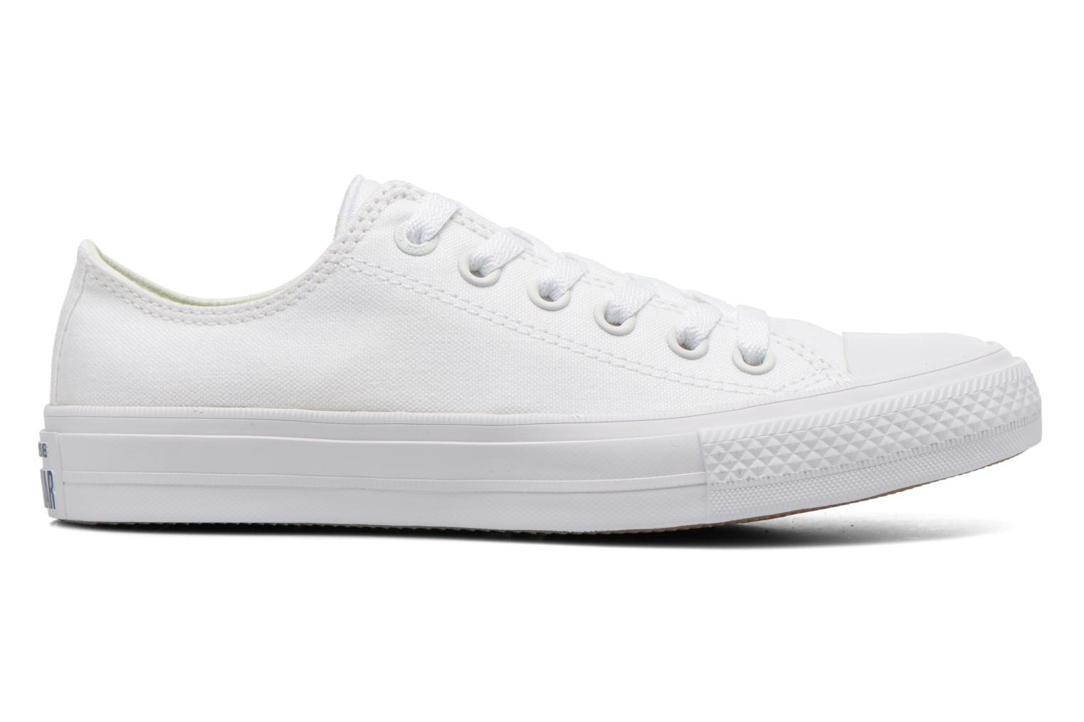 Trainers Converse Chuck Taylor All Star II Ox W White back view