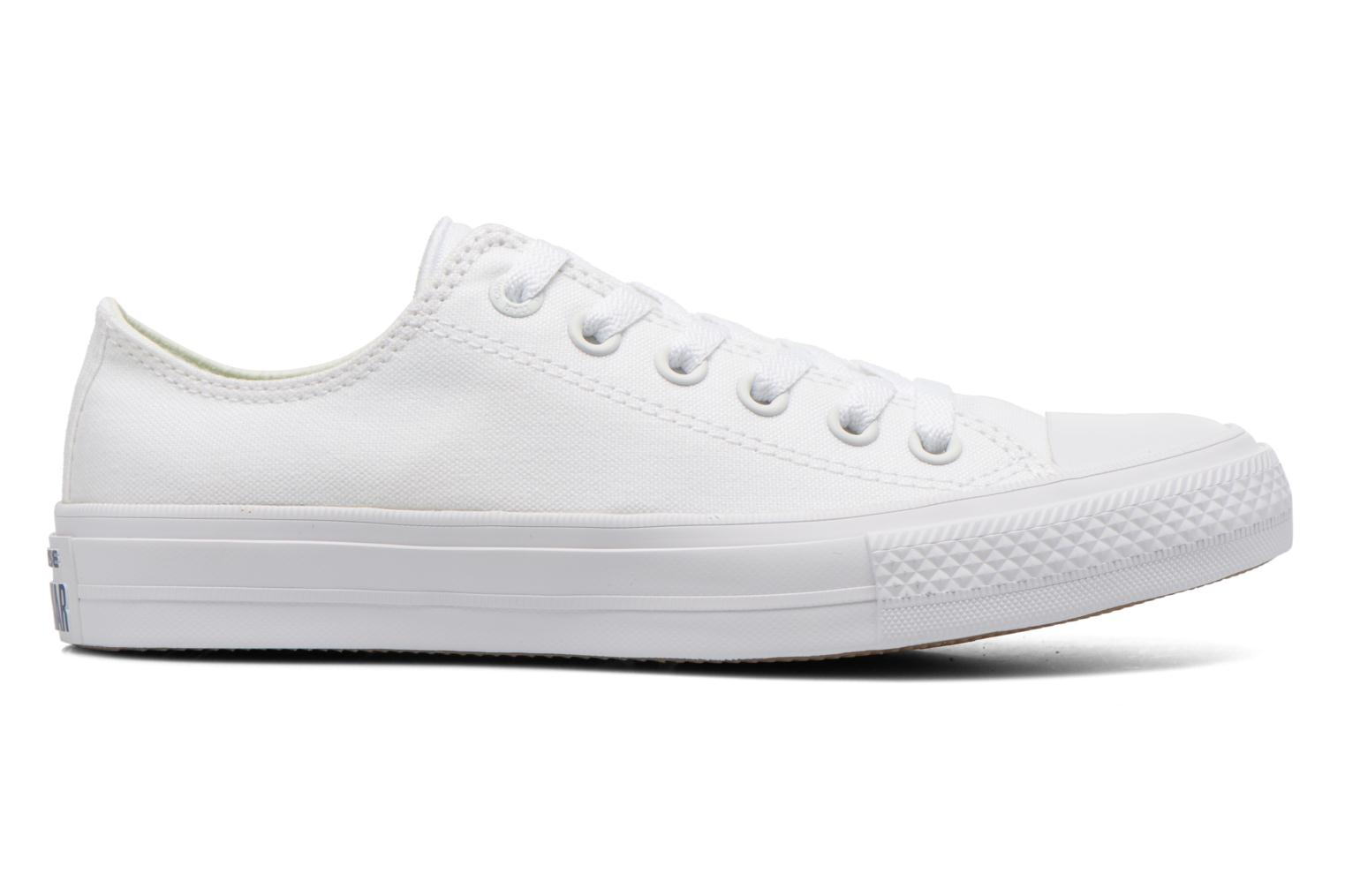 Sneakers Converse Chuck Taylor All Star II Ox W Wit achterkant