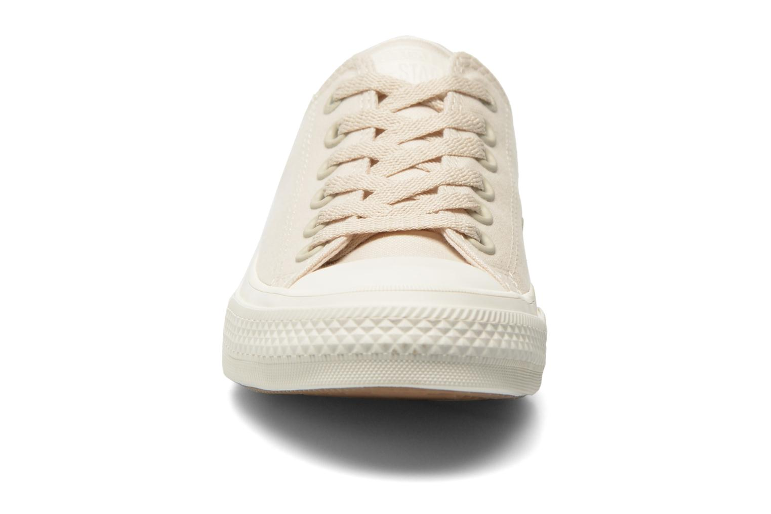 Trainers Converse Chuck Taylor All Star II Ox W Beige model view