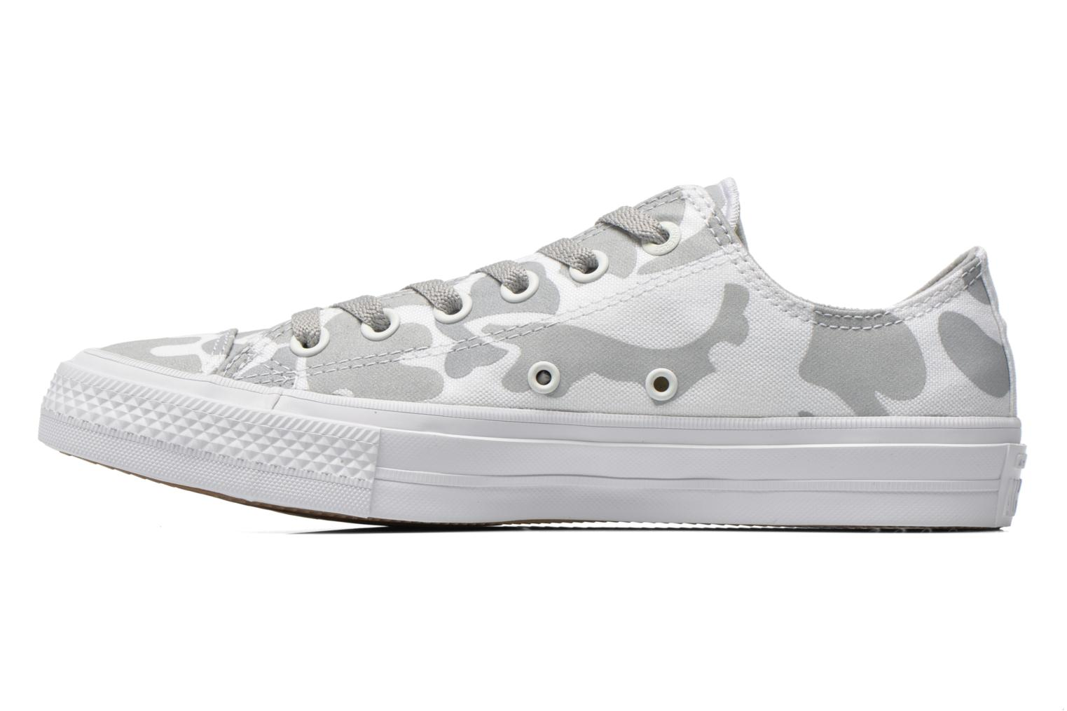 Sneakers Converse Chuck Taylor All Star II Ox M Wit voorkant