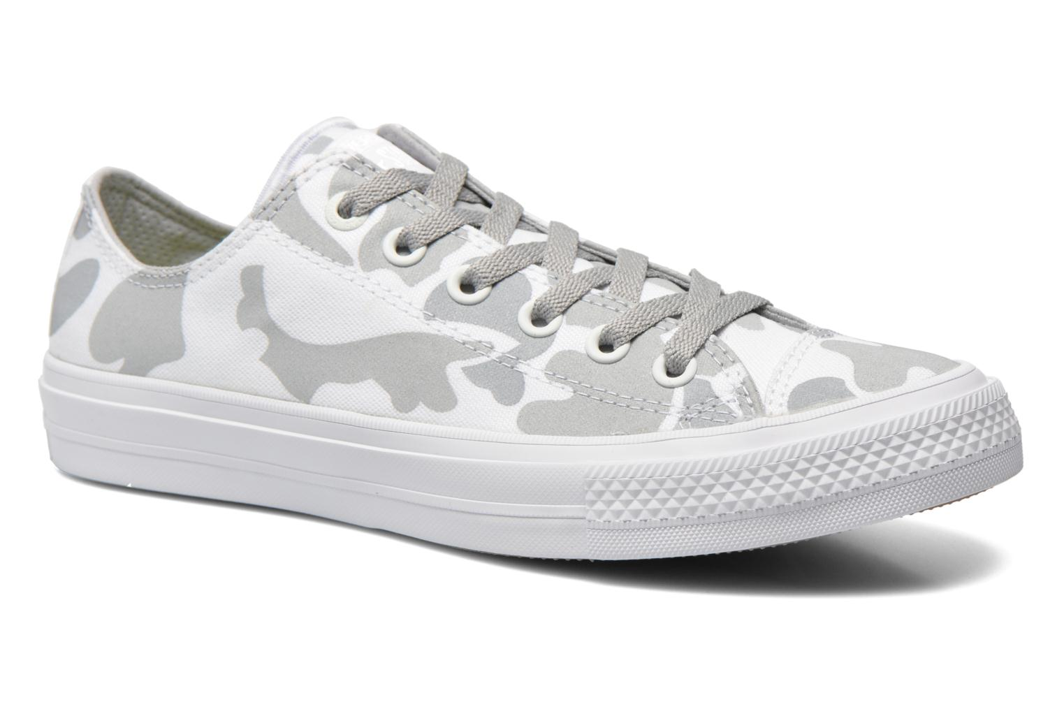 Chuck Taylor All Star II Ox M White/Mouse/White
