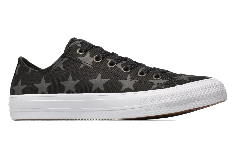 Sneakers Converse Chuck Taylor All Star II Ox M Zwart achterkant