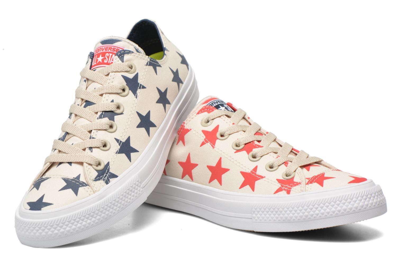 Sneaker Converse Chuck Taylor All Star II Ox M beige 3 von 4 ansichten