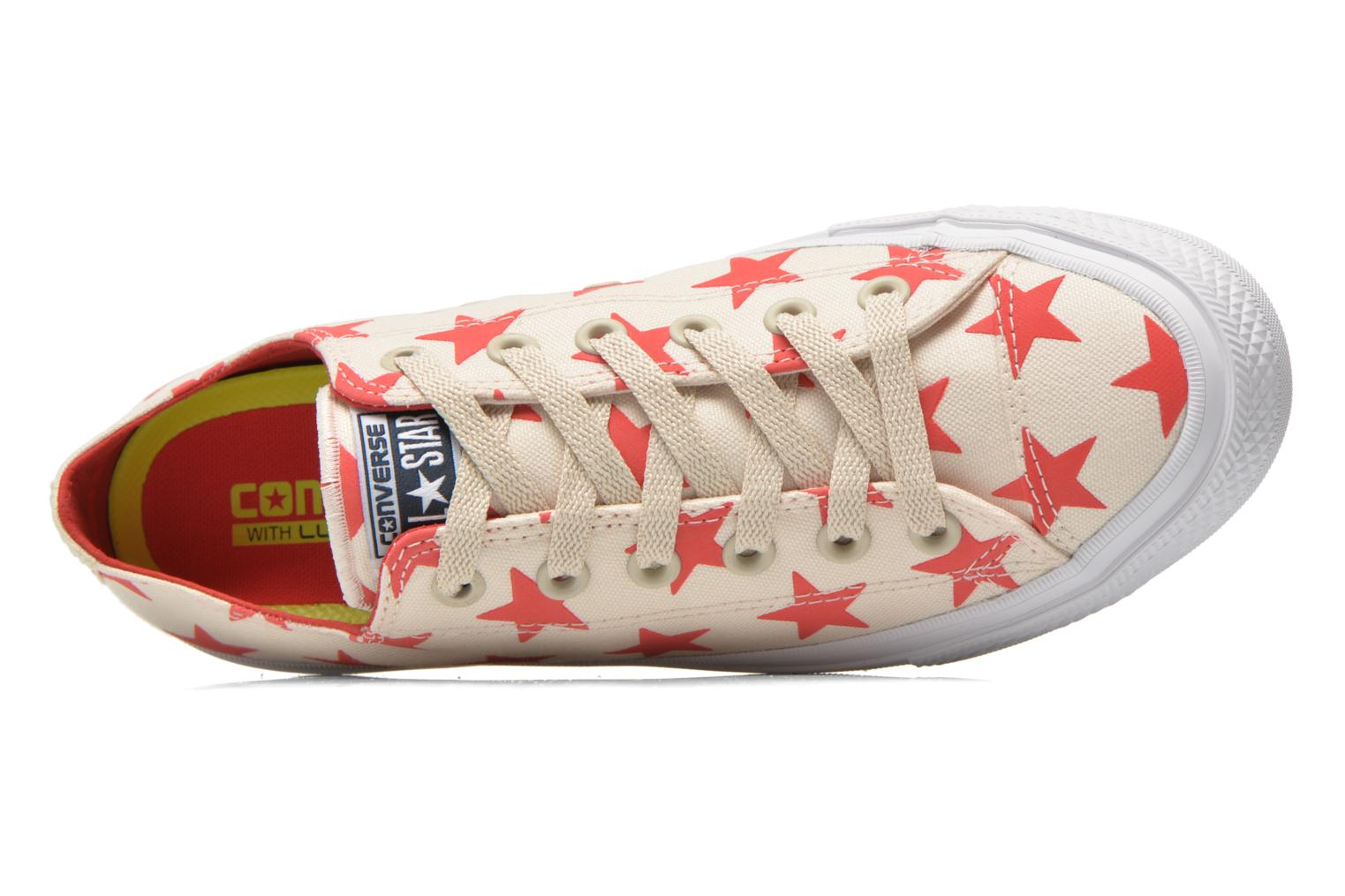 Chuck Taylor All Star II Ox M Parchment-Navy-White