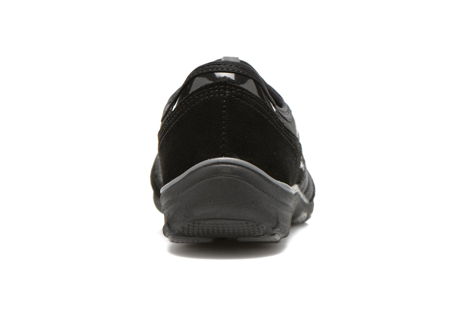 Sneakers Skechers Conversations - Holding Aces 22551 Nero immagine destra