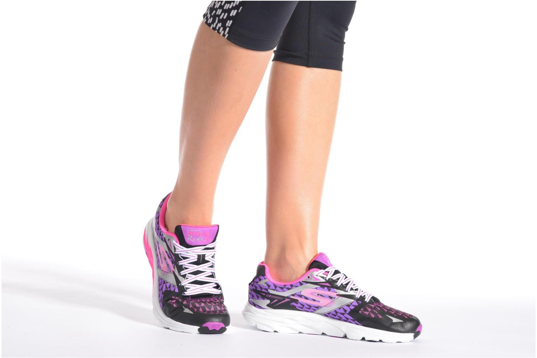 Zapatillas de deporte Skechers Go Run Ride 5 13997 Multicolor vista de abajo