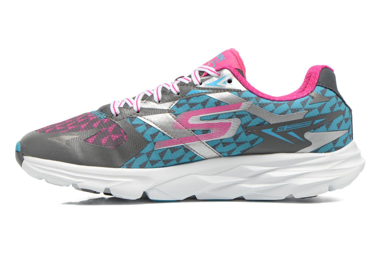 Zapatillas de deporte Skechers Go Run Ride 5 13997 Multicolor vista de frente