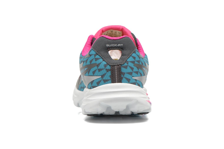 Zapatillas de deporte Skechers Go Run Ride 5 13997 Multicolor vista lateral derecha