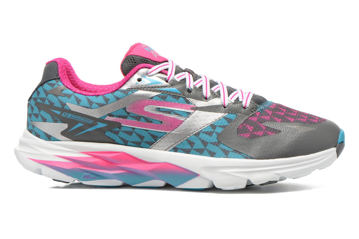 Sport shoes Skechers Go Run Ride 5 13997 Multicolor back view