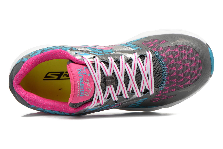 Zapatillas de deporte Skechers Go Run Ride 5 13997 Multicolor vista lateral izquierda
