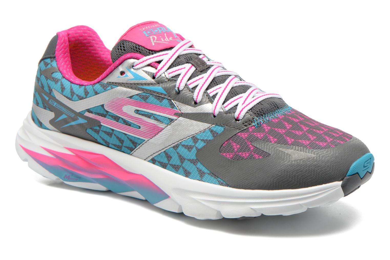 Chaussures de sport Skechers Go Run Ride 5 13997 Multicolore vue détail/paire