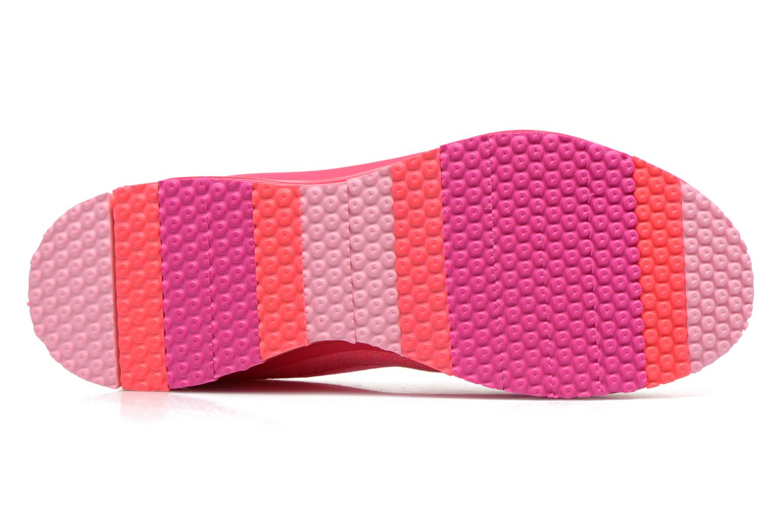 Sportschuhe Skechers Go Flex 14010 rosa ansicht von oben