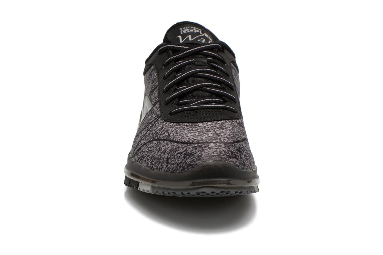 Sportschuhe Skechers Go Flex - Ability 14011 schwarz schuhe getragen