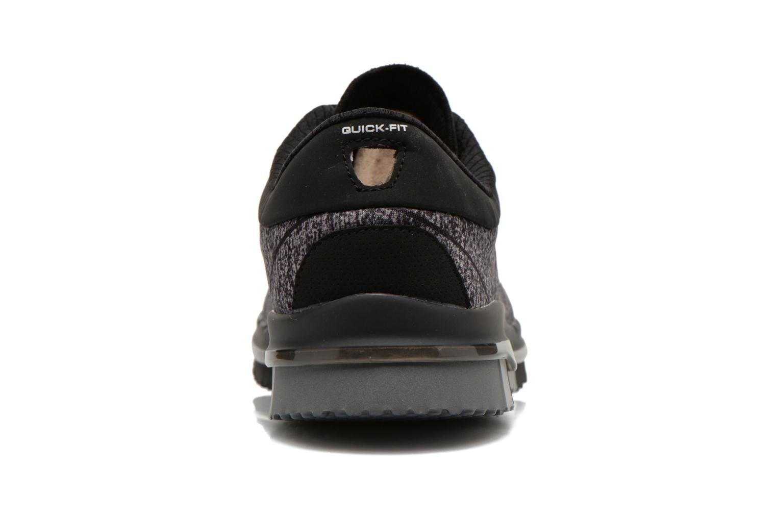 Sport shoes Skechers Go Flex - Ability 14011 Black view from the right