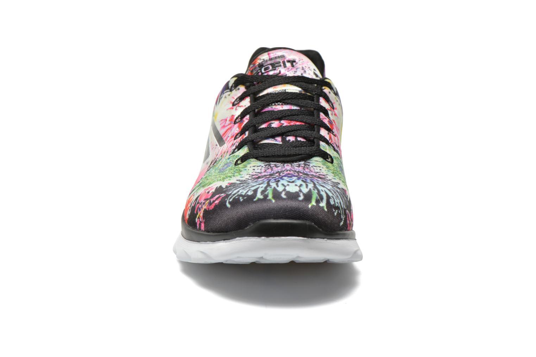 Chaussures de sport Skechers Go Fit Tr - Bayrose 14091 Multicolore vue portées chaussures