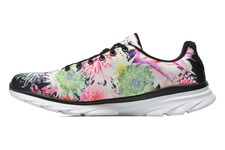 Chaussures de sport Skechers Go Fit Tr - Bayrose 14091 Multicolore vue face