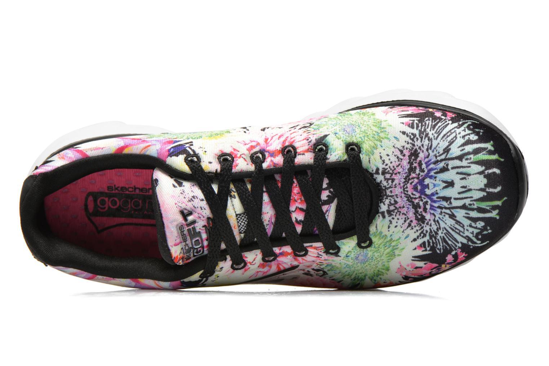 Chaussures de sport Skechers Go Fit Tr - Bayrose 14091 Multicolore vue gauche