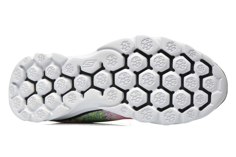 Chaussures de sport Skechers Go Fit Tr - Bayrose 14091 Multicolore vue haut